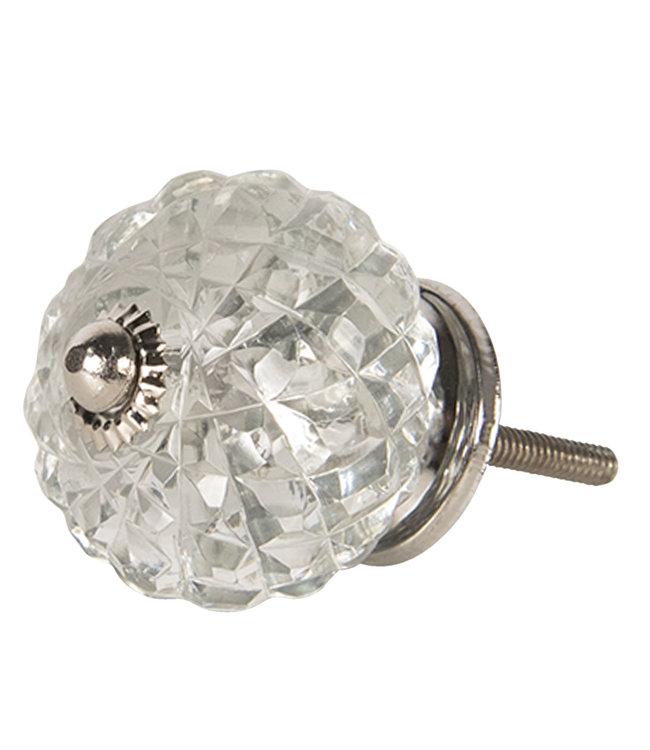 Türknopf Kristall