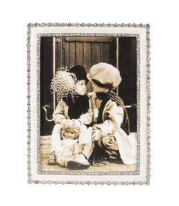 Bilderrahmen Vintage Bilderrahmen, silber (Foto 13x18)