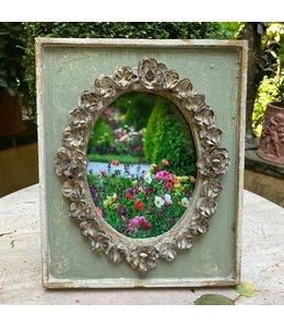 """Clayre & Eef Bilderrahmen Vintage """"Royal Garden"""" Sommerblumen"""