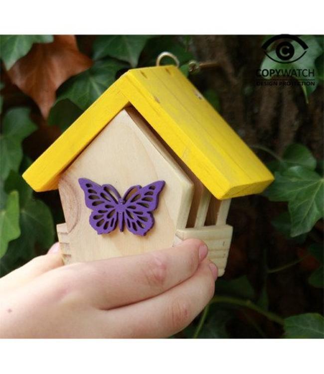 Schmetterlingshaus - Geschenkset für Kinder