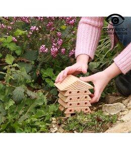 Wildlife World Bienenhaus - Geschenkset für Kinder