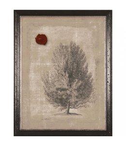 "Bilder Vintage Wandbild ""Family Tree"" 45x60 Landhausstil"