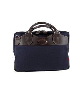 Chapman Bags Notebooktasche in dunkelblau von Chapman, England