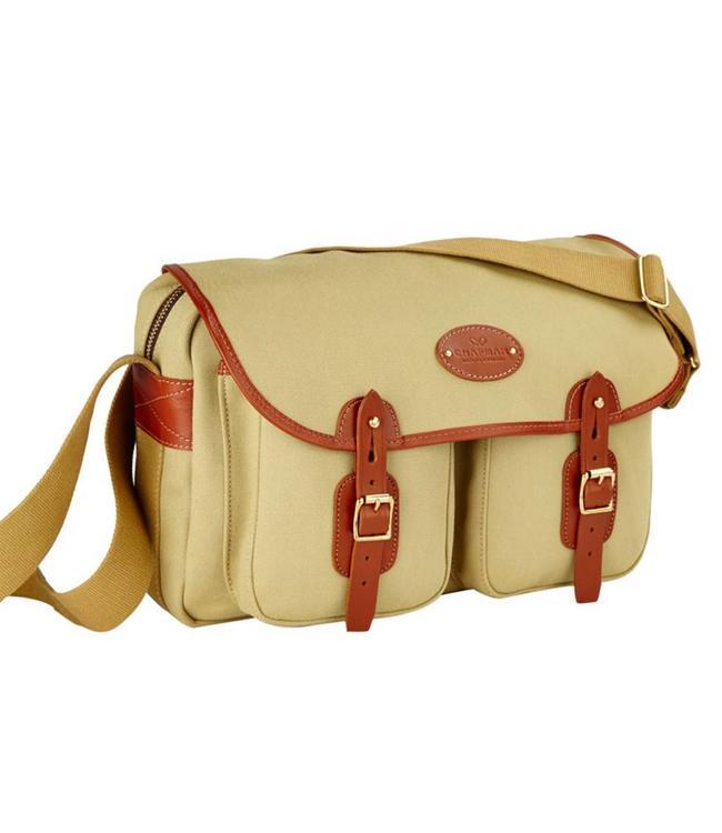 Chapman Herrentasche Rambler in khaki von Chapman, England