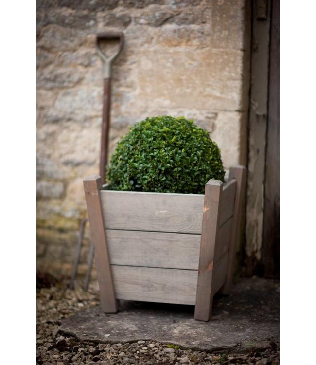 "Holz Pflanzkübel ""Kingham"" klein"