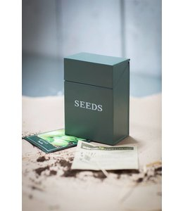 Saat-Box für Ihre selbst gesammelten Saaten