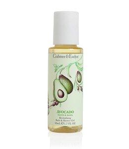 Avocado, Olive & Basil Bath & Shower Duschgel 50ml