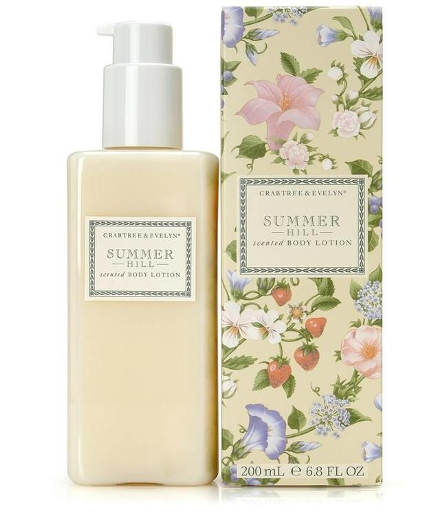 Crabtree & Evelyn Summer Hill Body Lotion 200ml