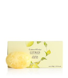 Crabtree & Evelyn Citron, Honey und Coriander Seife 3 x 140 g