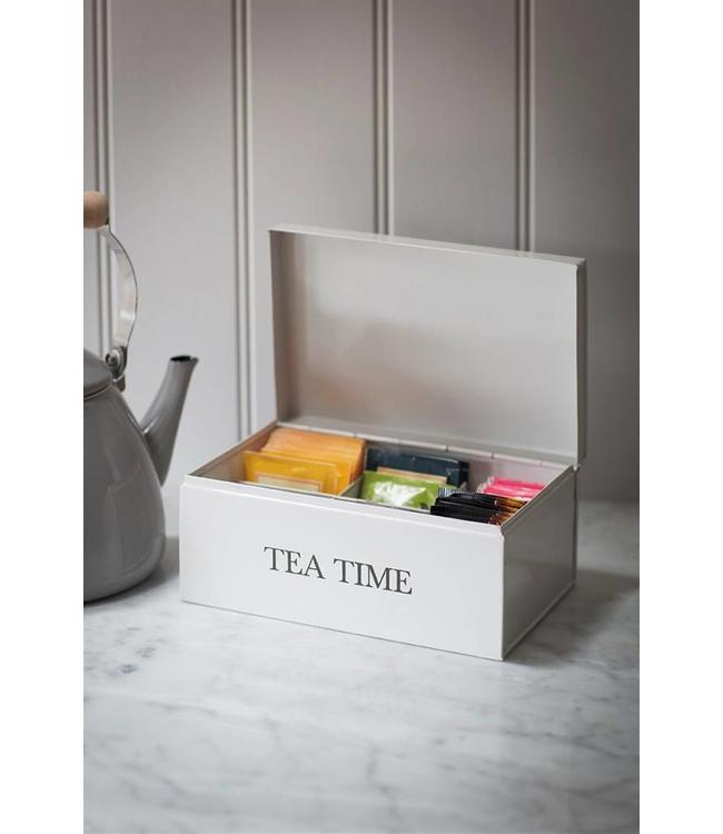 """Teebox Landhaus """"Tea Time"""""""