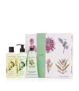Avocado, Olive & Basil Luxury Essentials Geschenkset
