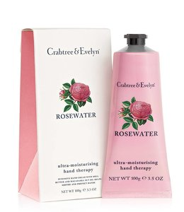 Rosewater Hand Therapy Handcreme 100g