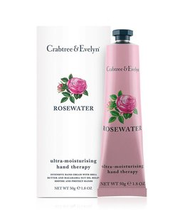 Crabtree & Evelyn Rosewater Hand Therapy Handcreme 50g