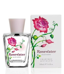 Rosewater Eau de Toilette 100 ml