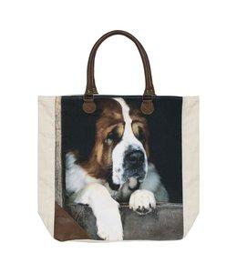 "Vintage Shopper ""St. Bernhardshund"""