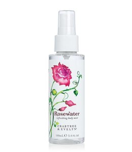 Crabtree & Evelyn Rosewater Body Mist Körperspray 100ml