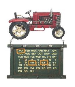 """Kalender """"Traktor"""" Vintage"""