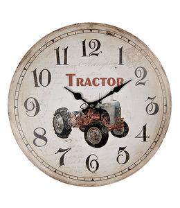 "Wanduhr Vintage ""Traktor"""