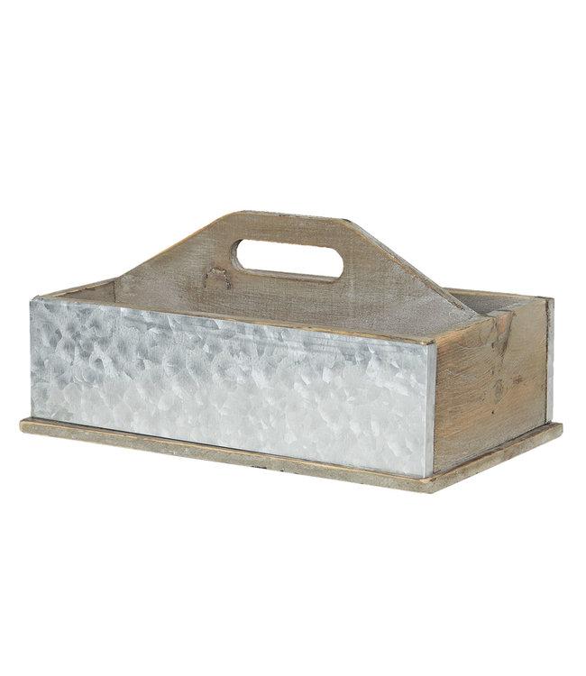 """Tragebox Vintage """"Garden Caddy"""""""