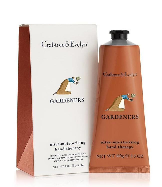"""Crabtree & Evelyn Gardeners """"Hand Therapy"""" Handcreme für strapazierte Gärtnerhände"""