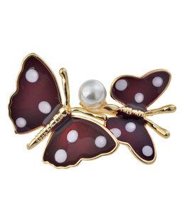 """Brosche Vintage """"Schmetterling"""""""
