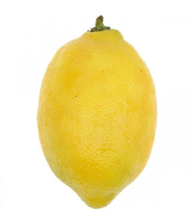 Deko-Zitrone