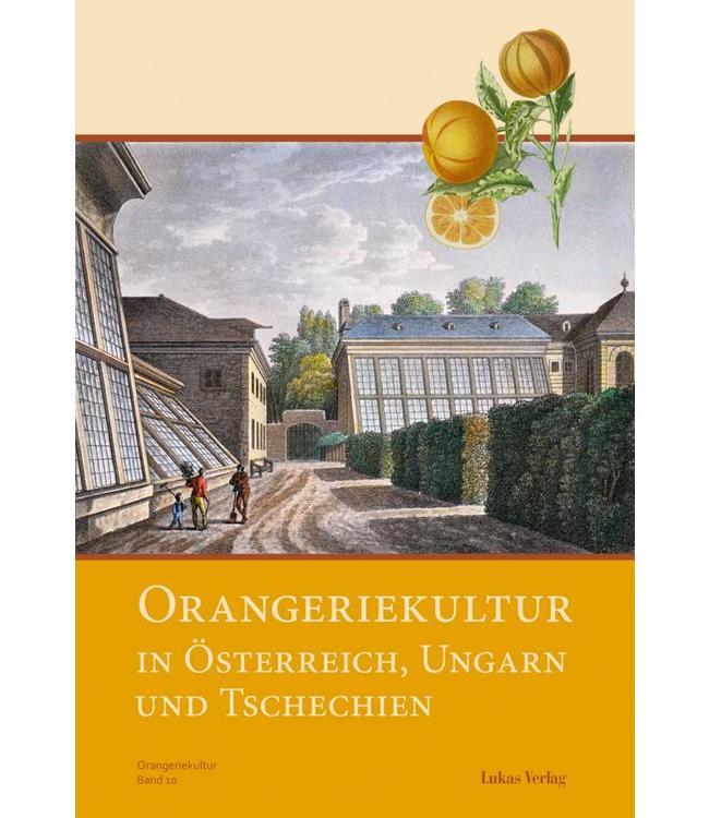 Orangeriekultur in Österreich, Ungarn und Tschechien