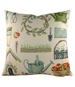 Evans Lichfield Kissen Gartenwerkzeuge