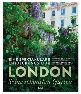 London – seine schönsten Gärten