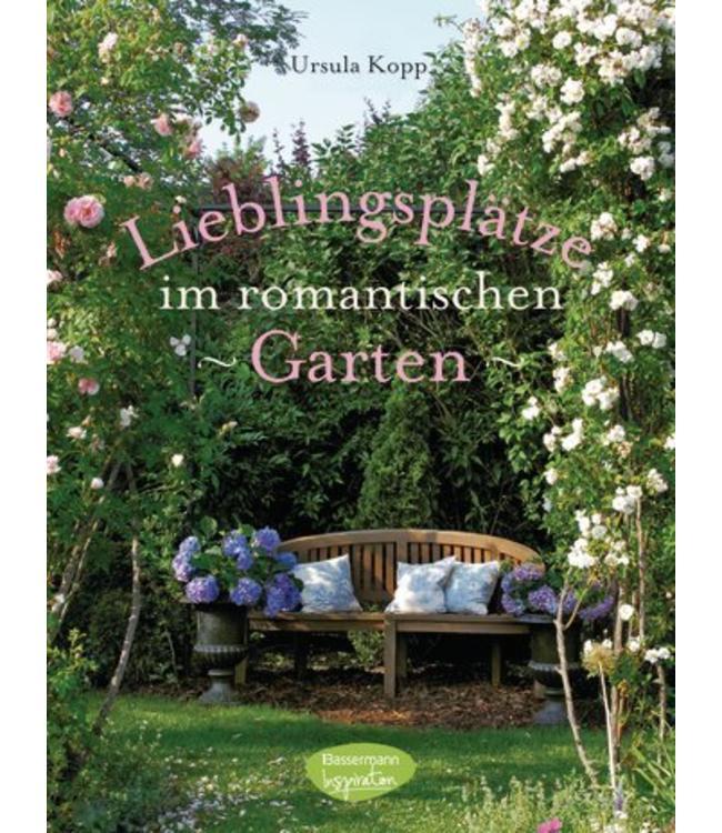 Lieblingsplätze im romantischen Garten