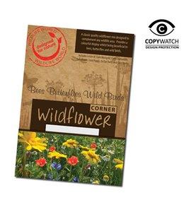 Wildlife World BIO Wildblumensamen für Bienen, Vögel, Schmetterlinge