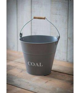 """Kohleeimer Landhaus """"Coal"""""""