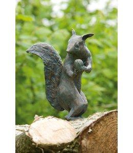 Patric Rottenecker Eichhörnchen Bronze