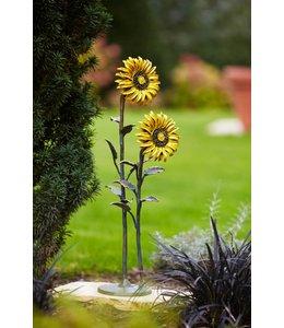 Sonnenblume Bronze