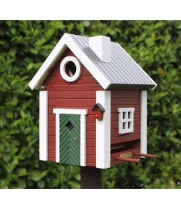 """Wildlife Garden Vogelfutterhaus & Nistkasten """"Schwedisches Landhaus"""""""