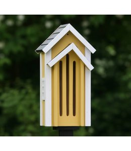 Wildlife Garden Schmetterlingskasten, gelb