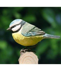 "Wildlife Garden Deko-Vogel ""Blaumeise"" Holz"