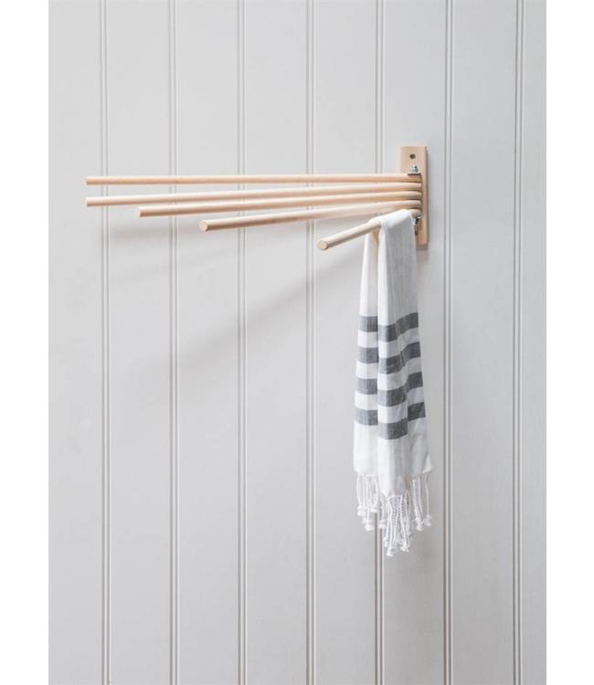 Wäschetrockner für die Wand
