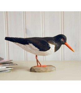"""Wildlife Garden Deko-Vogel """"Austernfischer"""" Holz"""