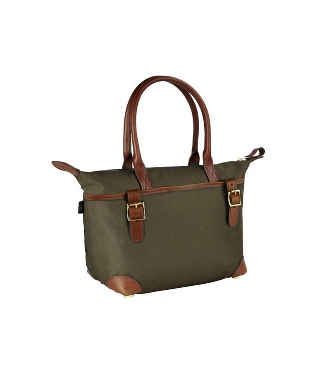 "Chapman Champman Handtasche ""Eden"" Olive, British Country Style"