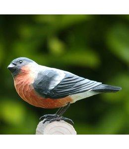 """Wildlife Garden Deko-Vogel """"Dompfaff"""" Holz"""