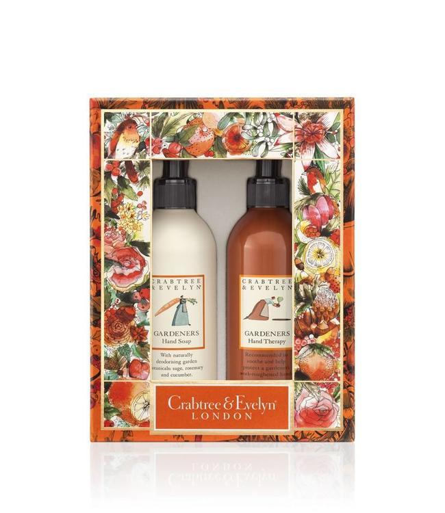 Crabtree & Evelyn Handpflege Geschenkset für Gärtner