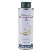 Hennepolie Bio gepeld hennepzaad 250ml