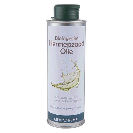 Medihemp Hennepolie Bio gepeld hennepzaad