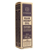 CBD Olie Raw 3% 10ml ~100mg CBD ~200mg CBDA