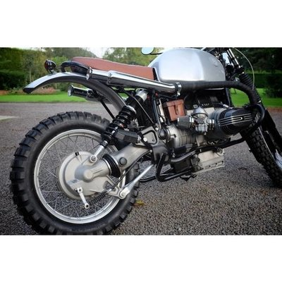 Smoke Achterlicht Led Universeel Caferacer Type Bates Style