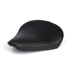 Bobber Seat Diamond Zwart