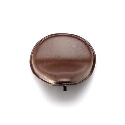 Bobber-stoel met scharnier + veren - Comfortline Brown