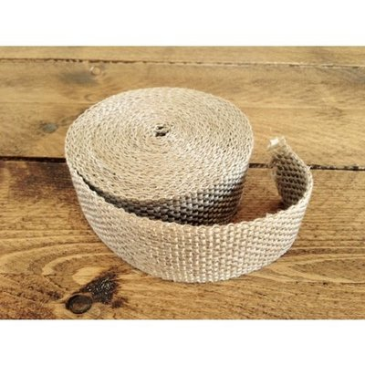 10M Uitlaat Wrap / Exhaust Wrap / Heat Wrap Sand