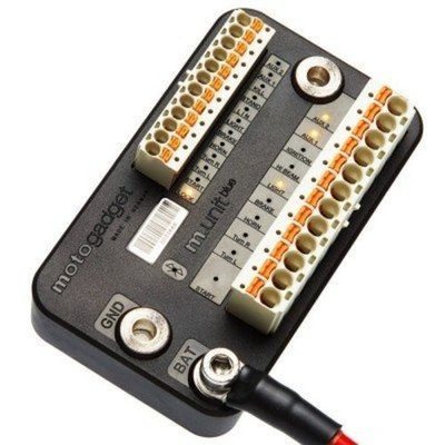 Motogadget mo.unit blue - Bluetooth Elektronische Besturingsbox